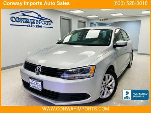 2012 Volkswagen Jetta SE - cars & trucks - by dealer - vehicle... for sale in Streamwood, WI