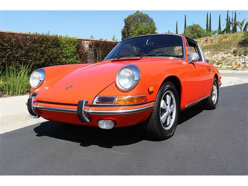 1968 Porsche 911 for sale in Fallbrook, CA