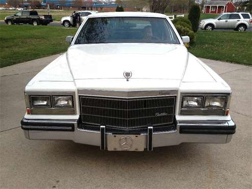 1988 Cadillac Fleetwood Brougham for sale in Stratford, NJ