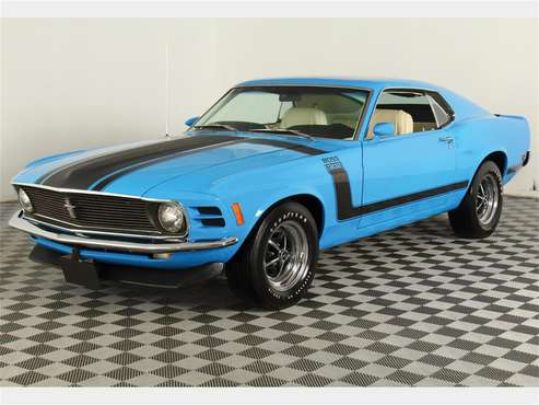 1970 Ford Mustang for sale in Auburn, IN