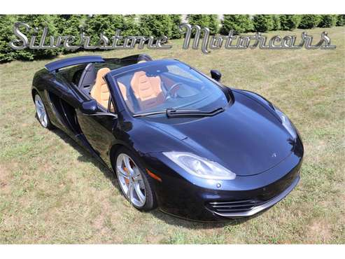 2013 McLaren MP4-12C for sale in North Andover, MA