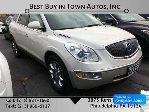 2012 Buick Enclave AWD 4dr Premium From $500 Down! for sale in Philadelphia, PA