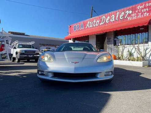 2005 Chevrolet Corvette 2dr Cpe - cars & trucks - by dealer -... for sale in Manteca, CA