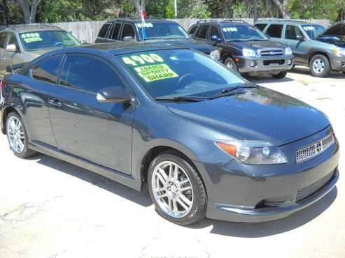 2007 SCION TC COUPE HATCH AUTO AC NEW TIRES 4CYL SUPER CLEAN for sale in Sarasota, FL
