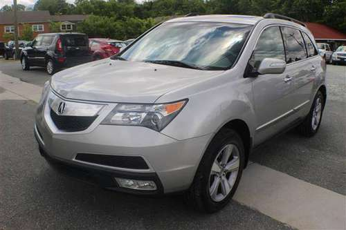 2013 ACURA MDX, 1 OWNER, CLEAR TITLE, DRIVES GOOD, 3RD ROW, CLEAN for sale in Graham, NC