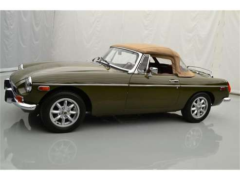 1974 MG MGB for sale in Hickory, NC