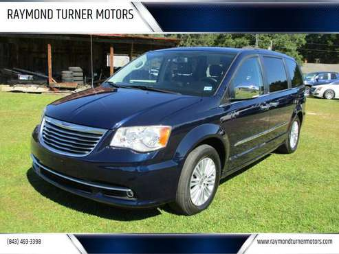 2013 Chrysler Town & Country Touring L - 93440 Miles for sale in Pamplico, SC