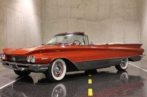 1960 Buick Electra 225 Convertible - cars & trucks - by dealer -... for sale in Fort Wayne, IN