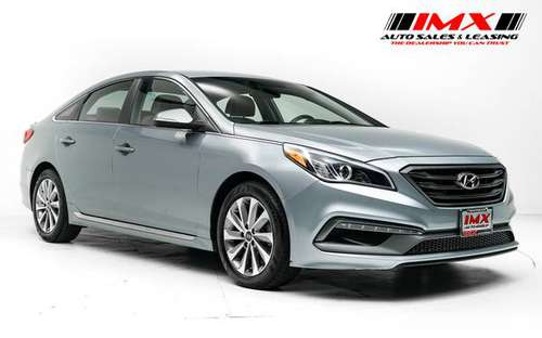 2017 Hyundai Sonata Sport only 39K MILES!!! - cars & trucks - by... for sale in Burbank, CA