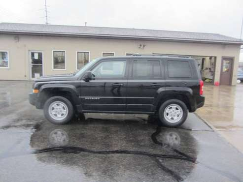 2014 Jeep Patriot 4x4 North Edition! WARRANTY! ONE OWNER! for sale in Cadillac, MI