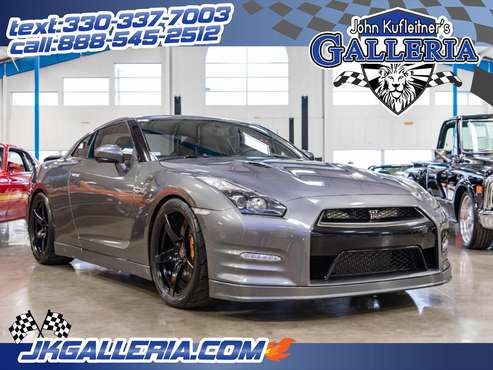 2009 Nissan GT-R for sale in Salem, OH