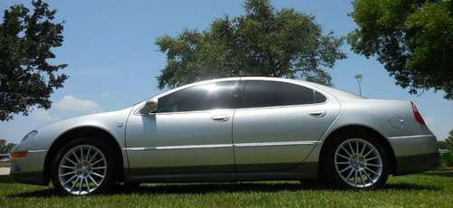 2002 Chrysler 300 Special M 78k RARE CAR AUTOSTICK SUNROOF HTD SEATS for sale in Fort Myers, FL