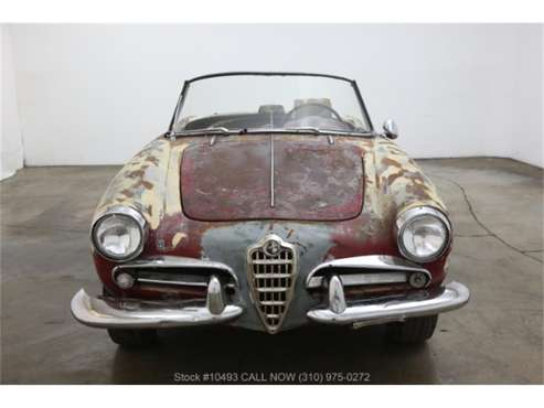 1963 Alfa Romeo Giulietta Spider for sale in Beverly Hills, CA