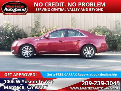 2008 Cadillac CTS - cars & trucks - by dealer - vehicle automotive... for sale in Manteca, CA