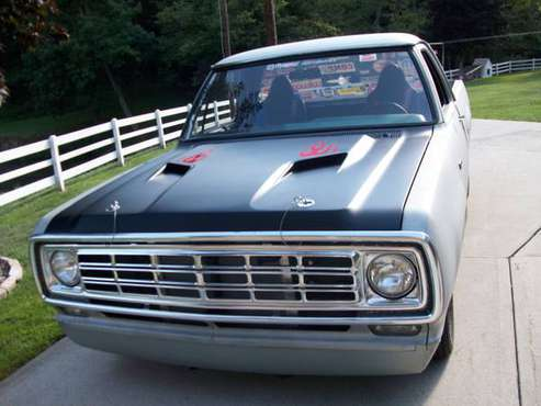 1976 Dodge D100 Pro Street for sale in Dilltown, PA