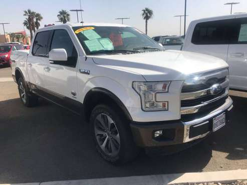 2016 F-150 King Ranch, 4WD, 3.5 V6 EcoBoost for sale in El Centro, CA