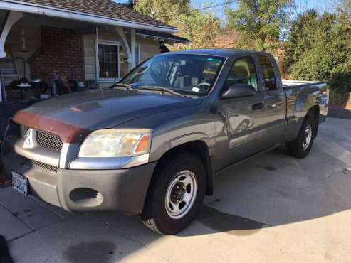 2006 Mitsubishi Raider Extended Cab V6 Stick Shift 167k for sale in Rowland Heights, CA
