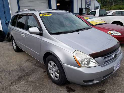 2010 kia Sedona for sale in Parkersburg , WV