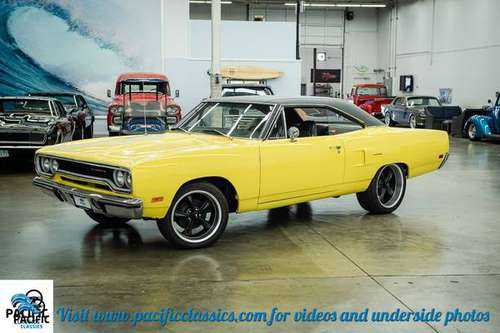1970 Plymouth RoadRunner 383 V8 for sale in Mount Vernon, OR