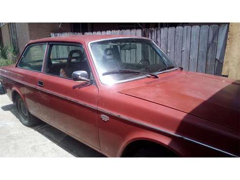 1977 Volvo 242 for sale in Missouri City, TX