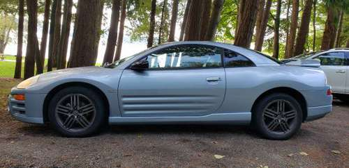 Mitsubishi Eclipse GTS, very low mileage. 37500 for sale in Bellingham, WA