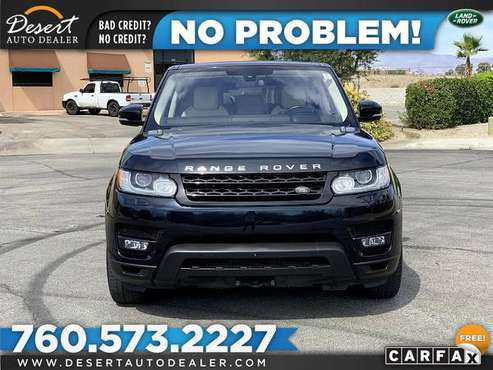 2016 Land Rover *Range* *Rover* *Sport* *Supercharged* *V8* *V 8*... for sale in Palm Desert , CA