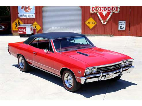 1967 Chevrolet Chevelle SS for sale in Lenoir City, TN