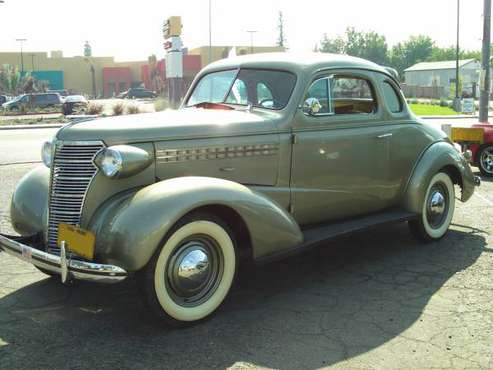 1938 Chevrolet Business Coupe for sale in Merced, CA