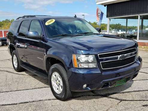 2009 Chevy Tahoe LT 4WD, Only 81K, Auto, AC, CD, 3rd Row, VERY NICE! for sale in Belmont, VT