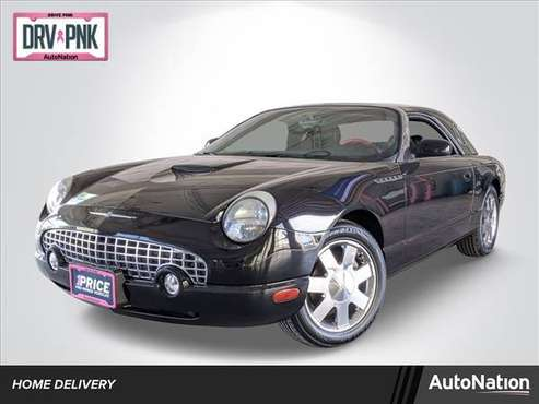 2002 Ford Thunderbird w/Hardtop Deluxe SKU:2Y129252 Convertible -... for sale in Phoenix, AZ