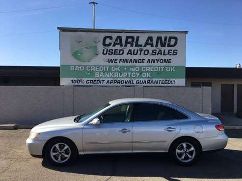 HYUNDAI AZERA ONLY $2799 OUT THE DOOR!!!! PRICE INCLUDES... for sale in Phoenix, AZ