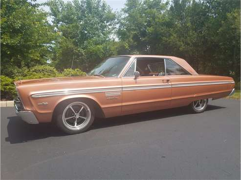 1965 Plymouth Sport Fury for sale in Elkhart, IN