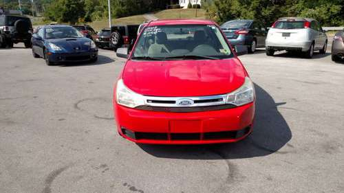 2008 FORD FOCUS SE COUPE 5 SPEED for sale in Johnson City, TN