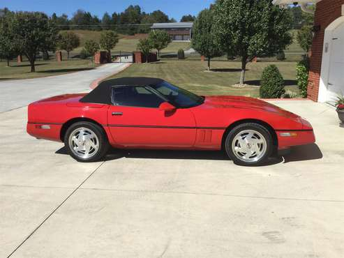 1989 Chevrolet Corvette for sale in Sevierville, TN