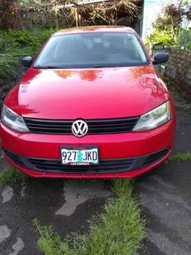 2011 Volkswagen Jetta Base for sale in Dillard, OR