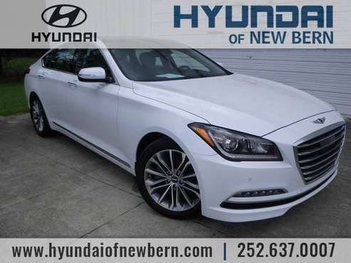 ✅✅ 2017 Genesis G80 4D Sedan 3.8 for sale in New Bern, NC