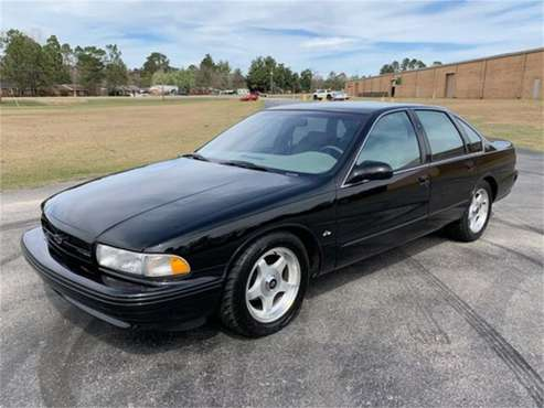 1996 Chevrolet Impala SS for sale in Hope Mills, NC
