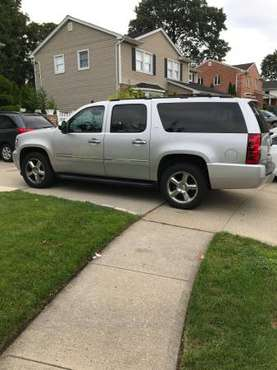2012 Chevy Suburban LTZ PKG- EXTREMELY LOW MILES - Original Owner for sale in New Hyde Park, NY