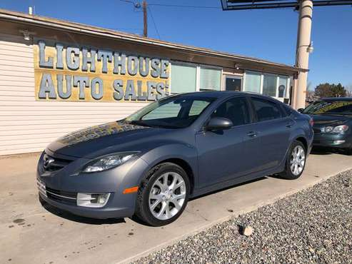 2010 MAZDA 6 TOURING S V6 LEATHER SUNROOF ZOOM ZOOM for sale in Grand Junction, CO