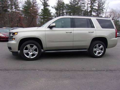 2015 Chevrolet Chevy Tahoe LT 4x4 4dr SUV WE CAN FINANCE ANY... for sale in Londonderry, NH