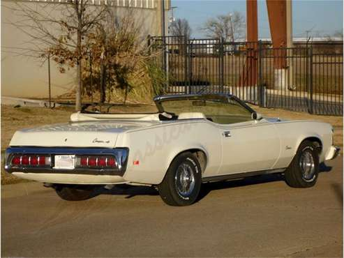 1973 Mercury Cougar XR7 for sale in Arlington, TX