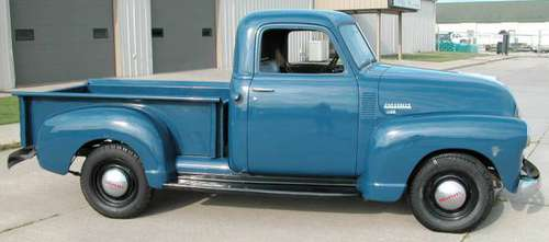 1949 Chevy 1/2 ton pickup for sale in Carroll, IA