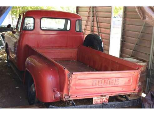 1955 Dodge Pickup for sale in Cadillac, MI