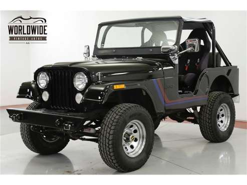 1973 Jeep CJ5 for sale in Denver , CO