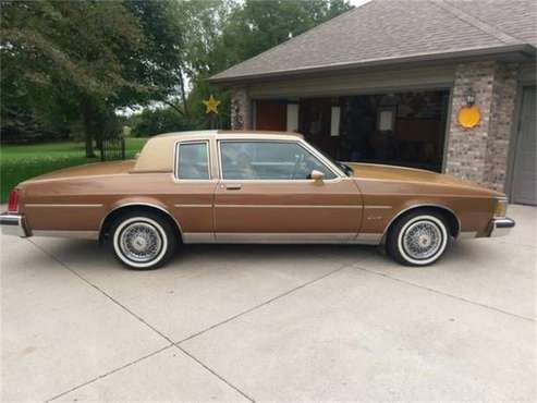 1980 Oldsmobile Delta 88 for sale in Cadillac, MI