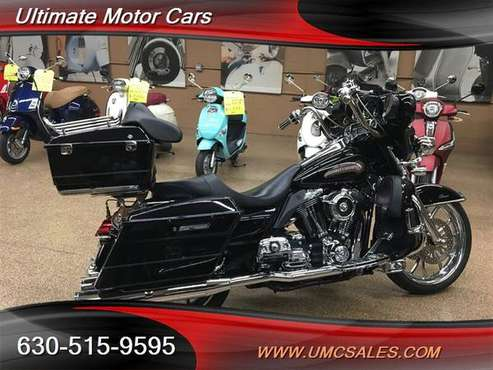 2007 HARLEY DAVIDSON FLHT for sale in Downers Grove, IL