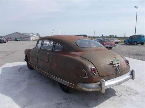 1950 Hudson 2-Dr Coupe for sale in Staunton, IL