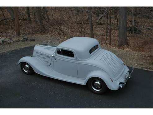 1934 Ford 3-Window Coupe for sale in West Pittston, PA