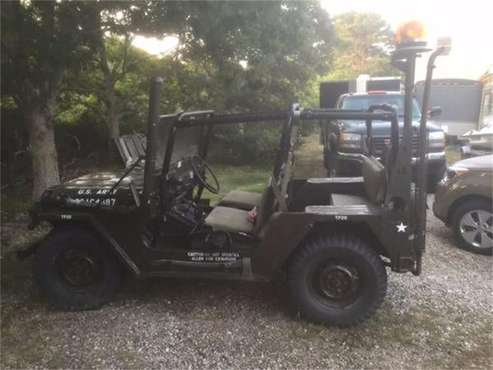 1968 AM General M151 for sale in Cadillac, MI