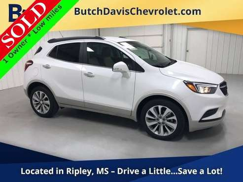 2017 Buick Encore Preferred 4D SUV w Leather n Backup Camera for sale in Ripley, TN